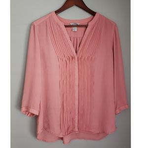 Pink blouse from H&M